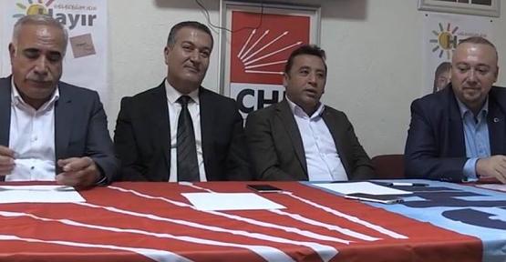 CHP Heyeti Siirt'te