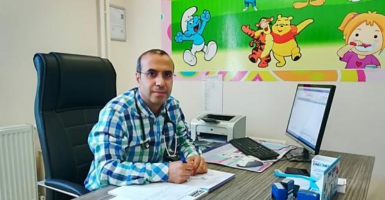 Dr. Tan, Çocukların Bağışıklık Sistemini Kuvvetlendirmenin Yollarını Anlattı