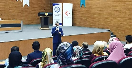 Siirt Üniversitesinde İlahiyat Vizyon Programı Düzenlendi