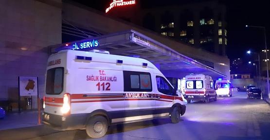 Şirvan'da İşçileri Taşıyan Otomobil Devrildi: 4 Yaralı