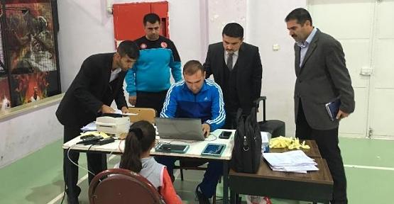 Türkiye Sportif Yetenek Taraması ve Spora Yönlendirme Projesi Baykan'da Tanıtıldı