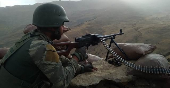 "Yeni Kurulan Jandarma Komando Taburları ""Atalar"" ve ""Tatarlar"" Herekolda"