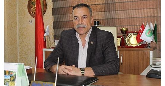 Ziraat Odası Başkanı Tanık'tan Cumhuriyet Bayramı Mesajı
