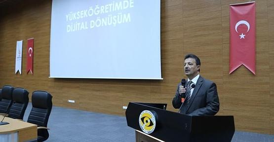 Eğitimde Dijital Dönüşüm Toplantısı Yapıldı