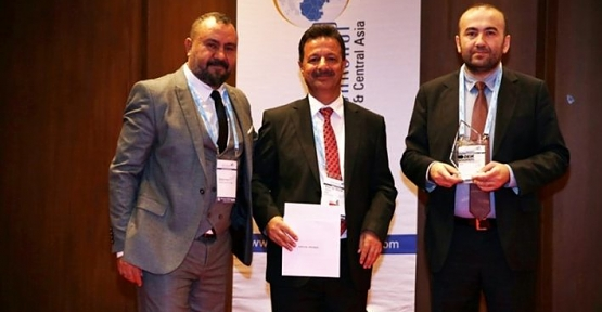 Siirt Üniversitesine Türkiye'de En Fazla Tercih Edilen Devlet Üniversitesi Ödülü