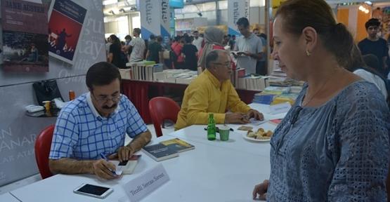 Yazar Tecelli Sırma, Uluslararası İstanbul Kitap Fuarında Okurlarıyla Buluşuyor