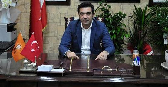 AK Parti Merkez İlçe Başkanı Ekrem Olgaçʹın Yeni Yıl Mesajı
