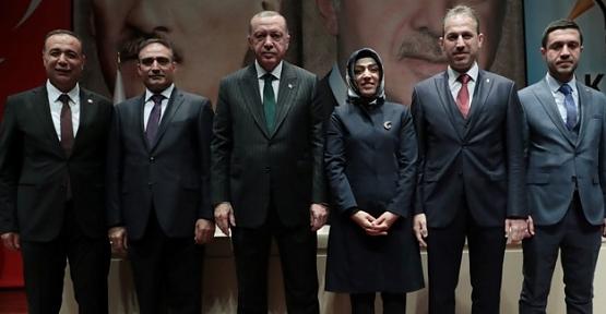 AK Parti Siirt Belediye Başkan Adayı Ali İlbaş Oldu
