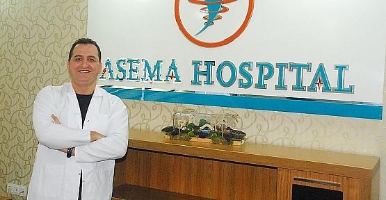 Özel Asema Hospital'da Ameliyatsız Obezite Tedavisine Başlandı