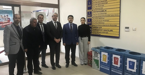 Baykan'da 'Sıfır Atık Projesi' Tanıtıldı