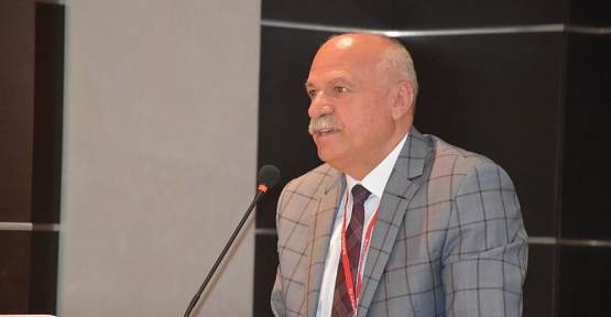 Belediye-İş Sendikası Başkanı Halit Akınay'dan Yeni Yıl Mesajı