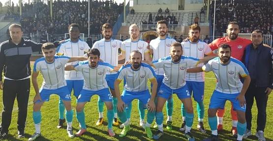 Siirt İl Özel İdarespor, Erciş Gençlik Belediye Spor'u Gole Boğdu
