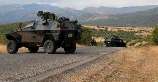 Siirt'te 2 Bölge, Geçici Askeri Güvenlik Bölgesi İlan Edildi