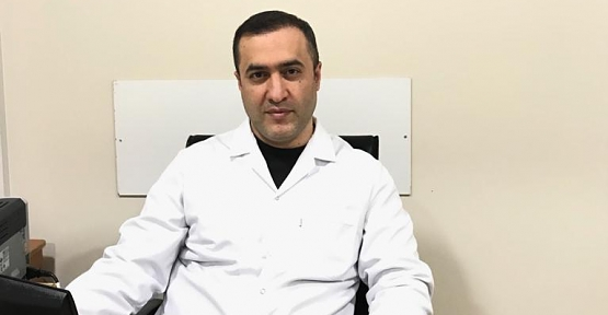 KBB Uzmanı Musa Özbay, Özel Siirt İbn-i Sina Hastanesinde