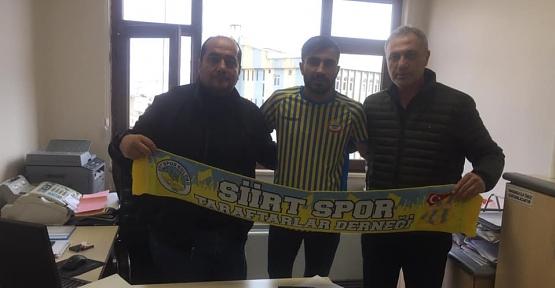 Siirt Özel İdarespor'a 2 Yeni Transfer