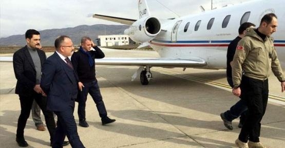 Siirt Havaalanında Test Uçuşları Başladı