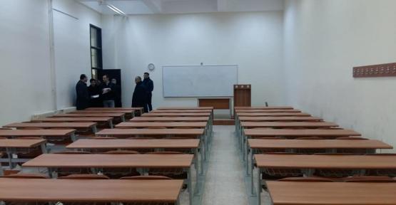 Tıp Fakültesi Eğitim Komisyonu Çalışmalarına Devam Ediyor