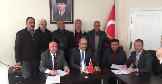 Kayabağlar Belediyesi ile Siirt Belediye-İş Sendikası Arasında Toplu İş Sözleşmesi İmzalandı