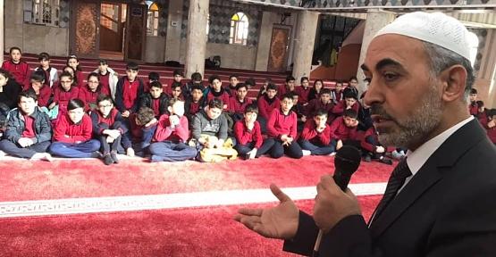 Siirt'te Cami Öğrenci Buluşması