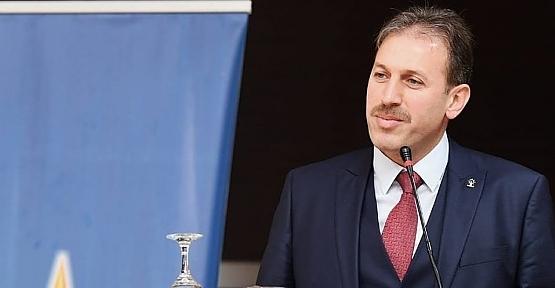 AK Parti İl Başkanı Çalapkulu'dan 14 Mart Tıp Bayramı Mesajı