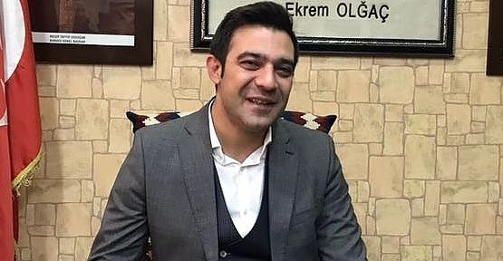 AK Parti Merkez İlçe Başkanı Ekrem Olgaç'ın 14 Mart Tıp Bayramı Mesajı