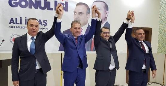 Bakan Dönmez, Siirt'te 11.2 Milyon Varillik Petrol Rezervi Bulundu
