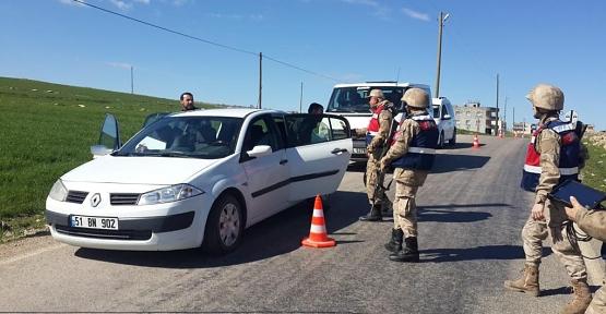 Jandarma'dan Huzur ve Güven Uygulamaları