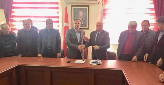 Kozluk Belediyesi ve Belediye İş Sendikası Arasında Toplu İş Sözleşmesi İmzalandı