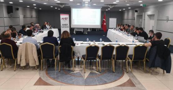 Aile Hekimleri Dernekleri AHEF Öncülüğünde Ankara'da Toplandı