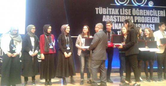 Siirt Bilim ve Sanat Merkezi Matematik Alanında Türkiye İkincisi Oldu