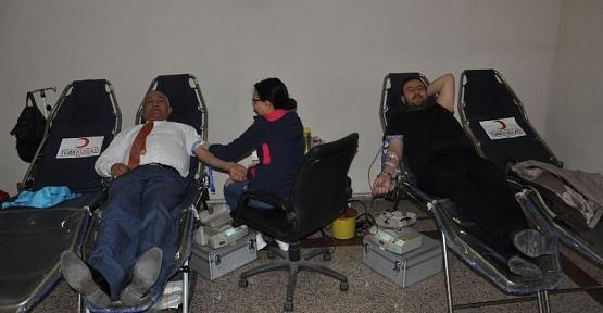 Siirt TSO'dan Kan Bağışı Kampanyası