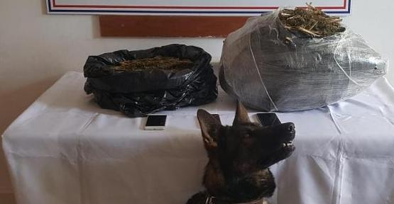 Uyuşturucu İle Birlikte Yakalanan 3 Kişi Tutuklandı