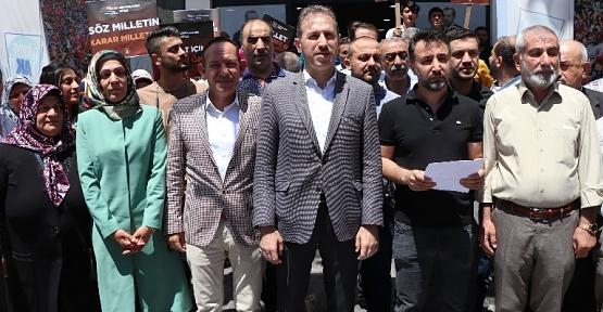 AK Parti Siirt İl Teşkilatı, 27 Mayıs Darbesini Kınadı