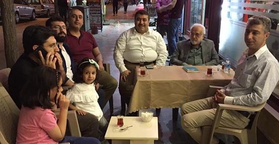 İhsan Süreyya Sırma Hocadan Halka Açık İmza Günü