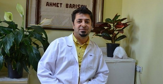 Kadın Doğum Uzmanı Op. Dr. Ahmet Barışçıl, Çikolata Kisti Hastalığı Hakkında Bilgi Verdi