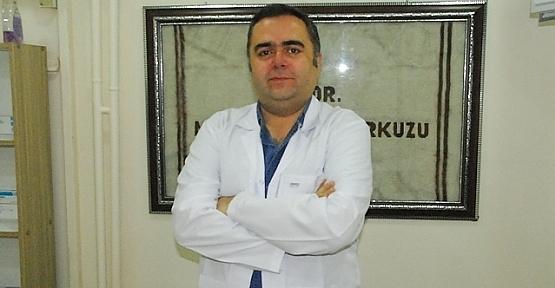 Nöroloji Uzmanı Dr. Atilla Erkuzu, İnme Hastalığı Hakkında Bilgi Verdi