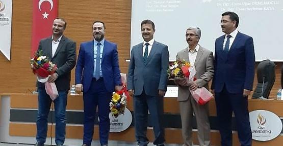 Prof. Dr. Fuat Sezgin Paneli ve İslam Bilim İnsanları Sergisi