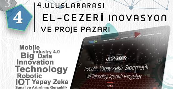 Uluslararası El-Cezeri İnovasyon ve Proje Pazarı (UCIP) 20 Haziran'da Düzenlenecek