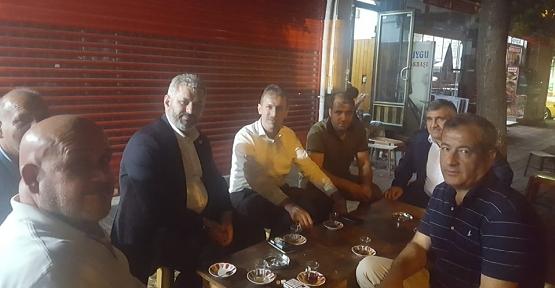 AK Parti Siirt İl Teşkilatı, İstanbul'a Çıkarma Yaptı
