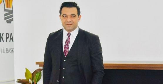 AK Parti Merkez İlçe Başkanı Olgaç'ın Ramazan Bayramı Mesajı