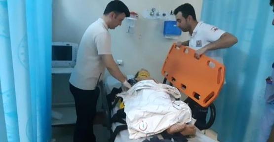 Elektrik Direğinden Düşen Çocuk Ağır Yaralandı