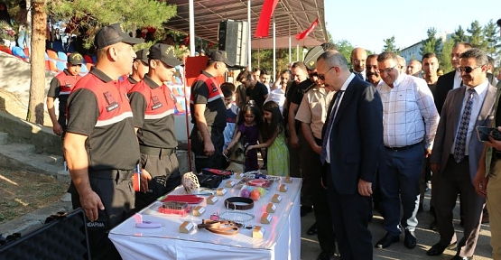 Jandarma Teşkilatı'nın 180. Kuruluş Yıl Dönümü Törenle Kutlandı