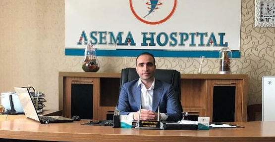 Özel Asema Hospital Genel Müdürü Necmettin Fırat'ın Ramazan Bayramı Mesajı