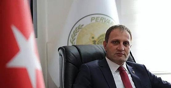 Pervari Belediye Başkanı Tayyar Özcan'ın Ramazan Bayramı Mesajı