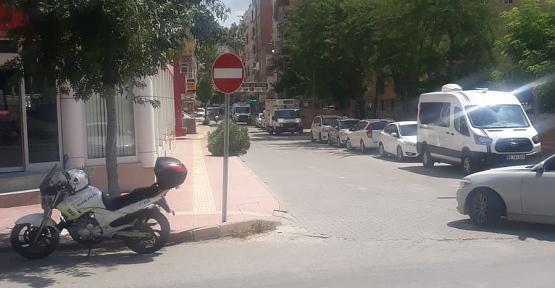 Sürücüler Dikkat! Bu Caddeler Tek Yön