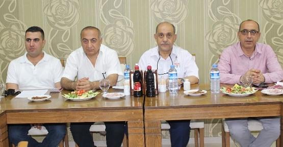 Ulaştırma Memur-Sen İl Temsilciliğine Ahmet Cemil Özmen Atandı