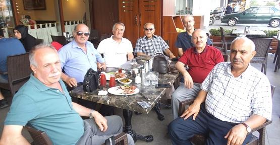 1979 Yılında Baykan'da Görev Yapan Öğretmenler Bursa'da Buluştu