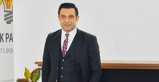 AK Parti Merkez İlçe Başkanı Ekrem Olgaç'ın 15 Temmuz Mesajı