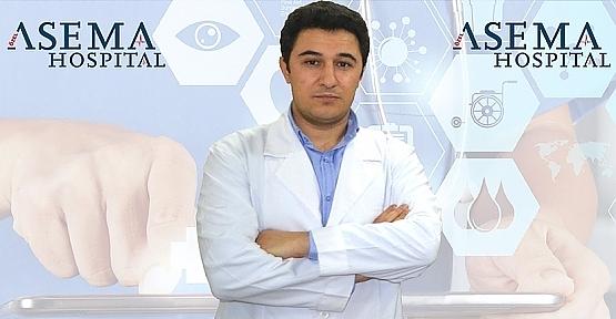 Dr. Murat Yaşar, Yaz Gribinden Korunmanın Yollarını Anlattı