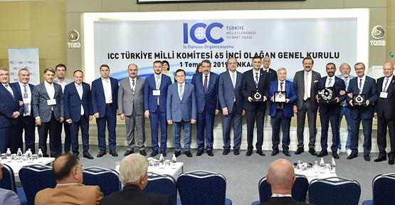 Siirt TSO Başkanı Güven Kuzu, ICC 65. Genel Kuruluna Katıldı